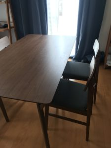 LOWYAのダイニングテーブル
